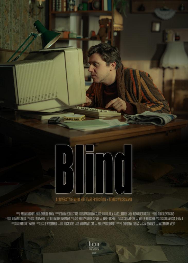 Filmplakat von BLIND